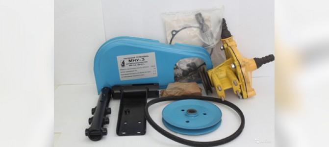 Насосная установка для мотоблока МНУ-3