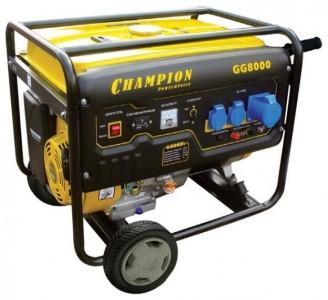 Генератор Champion GG8000