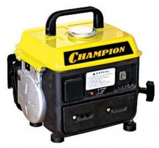 Генератор Champion GG951DC - 650 вт