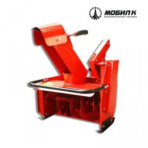 Снегоуборщик для мотоблока МБ-1 Ока и МБ-2 Нева, МКМ-3 | Мегалодон СМ-0.6