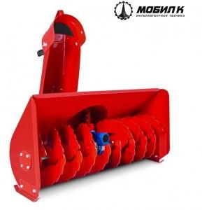 Снегоуборщик для мотоблока Агрос (Агро), МТЗ Беларус | Мегалодон СМ-0.6