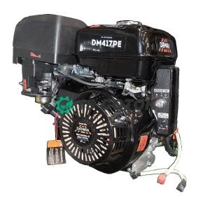 Двигатель Daman DM-417PE 17л/с с электрическим стартером