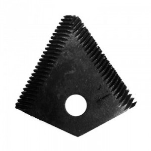 Нож к косилке Заря (треугольный)
