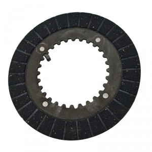 Диск сцепления прижимной редуктора двигателя Honda GX160/200/270/390