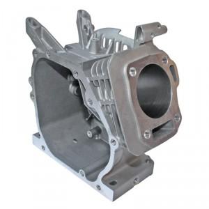 Блок бензинового двигателя (картер) Honda GX 200