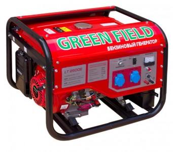 Генератор GreenField LT 2500E