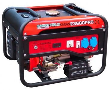 Генератор GreenField E3600 PRO