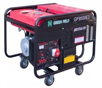 Генератор GreenField GF9500E3