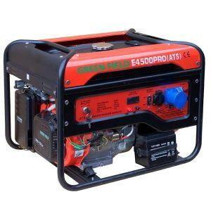 Генератор GreenField E4500 PRO (ATS)