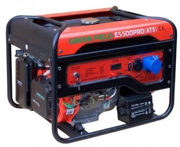 Генератор GreenField E5500 PRO (ATS)