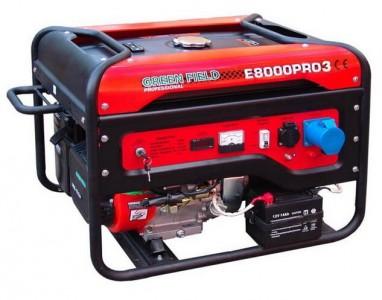 Генератор GreenField E8000 PRO3