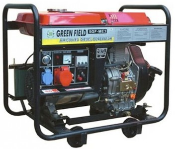 Генератор GreenField 5 5 GF-ME3