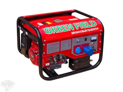 Генератор GreenField LT 8000E