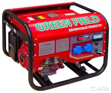 Генератор GreenField LT 5500