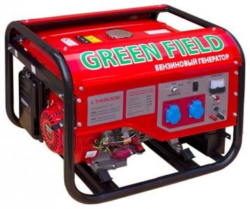 Генератор GreenField LT 4500E
