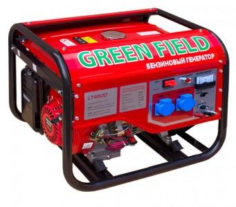Генератор GreenField LT 4500