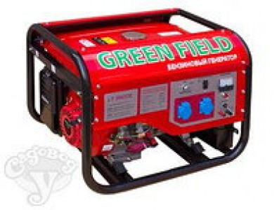 Генератор GreenField LT 3600E