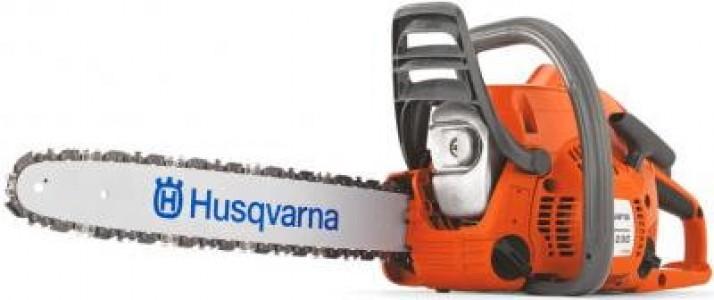 Бензопила Husqvarna 236 X-TORQ + дополнительная цепь