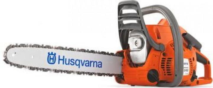 Бензопила Husqvarna 240 X-TORQ + дополнительная цепь