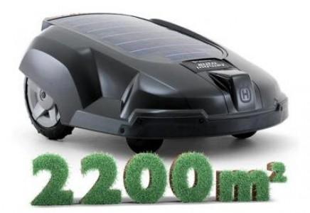 Газонокосилка Husqvarna AUTOMOWER SOLAR HYBRID