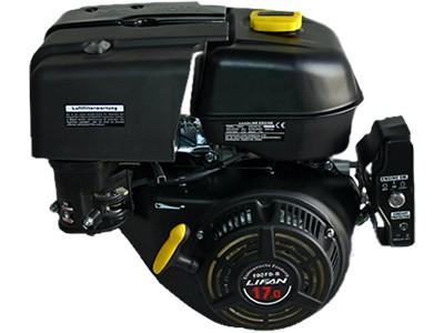 Двигатель Lifan 192FD 7A 17 л/с с эл.стартером диам-25 мм с катушкой освещения