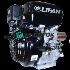 Двигатель Lifan 188FD с электростартером