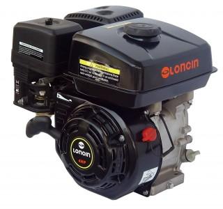 Двигатель Loncin G200FA