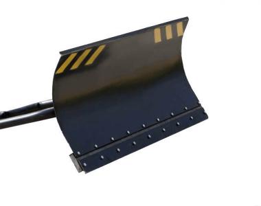 Лопата отвал навесной ОН-1 для мотоблока