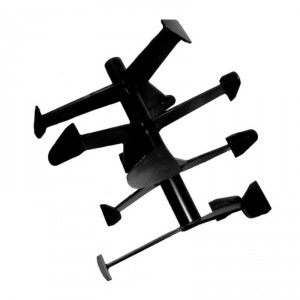 Пласторез гусиные лапки для мотоблока Нева, Каскад, Ока (эконом вариант)