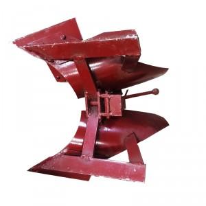 Плуг оборотный ОП-1 для мотоблока (в сборе со сцепкой) Ока Нева Каскад Луч