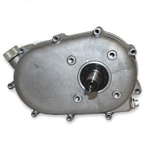 Редуктор двигателя 168F со сцеплением в сборе