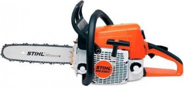 Бензопила Stihl MS 250 C-BE/16