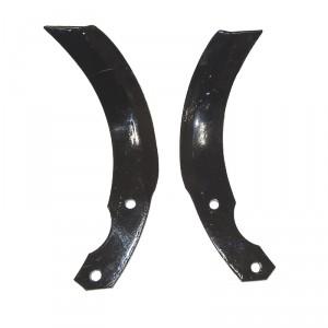 Нож фрезы для мотокультиватора Крот (левый/правый)