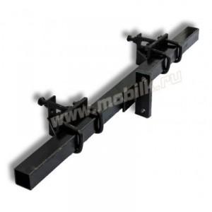 Сцепка для мотоблоков (рама) с двумя замками СВ-2