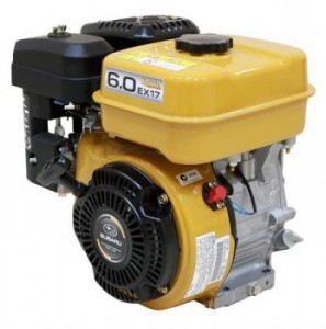 Двигатель Subaru EX17
