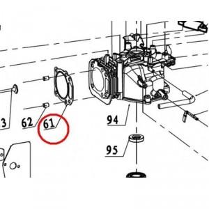 Прокладка головки TG675 для мотокультиватора Texas
