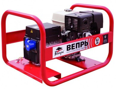 Генератор Вепрь АБП 6-230 ВX