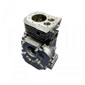Блок цилиндра для двигателя ДМ-1К (со-втулкой-подшипника)