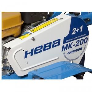 Щиток с логотипом для МК-200 (2013)