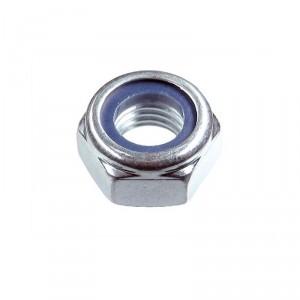 Гайка М10х1,25 с нейлоновым кольцом для мотоблока Салют