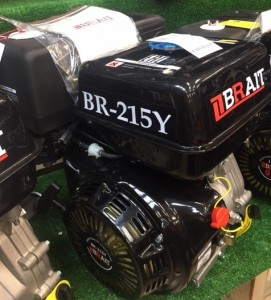 Двигатель Brait BR-215Y 190F 15 л.с.
