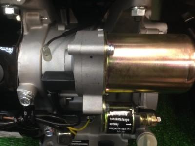 Электро стартер GreenField 188F