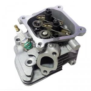Головка цилиндра двигателя 168F (в сборе)