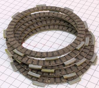 К-т дисков сцепления (5шт) мотоблок ТИП 135