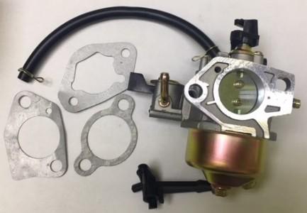 Карбюратор  бензогенератора Honda GX340, GX390, GX 610 мощн. 5-7 кВт (для помпы)