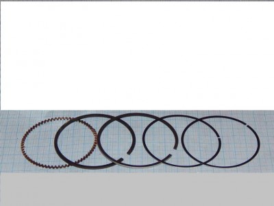 Кольцо поршневое 68мм к-т