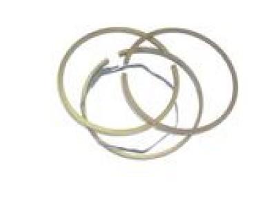 Поршневые кольца для Мотоблока Салют (широкие комплект) 1004035