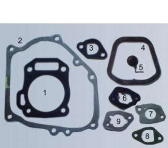 Комплект прокладок и сальников 177F (010122)