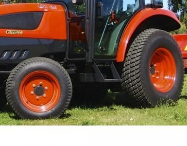 Комплект газонных колес на минитрактор KIOTI CS 2610