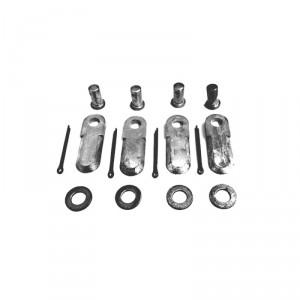 Ножи для косилки Заря (в комплекте с пальцами) КР 05.101-102